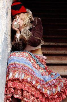 Moda Cigana <3