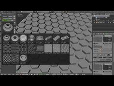modeling assets 3D - YouTube