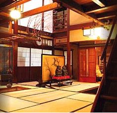 For sure staying once in a Ryokan