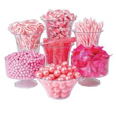 This bulk candy assortment has all you need to create a classic candy buffet for your wedding reception.
