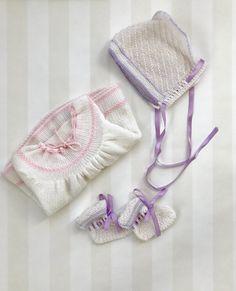 Baby Girl Sweater 6-12 months Vintage Baby Swing by ElleBelleVin