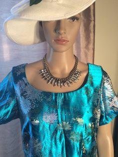 Vintage Tifa Ole Moana Poynesian 2 Piece by Stylishiddentreasure