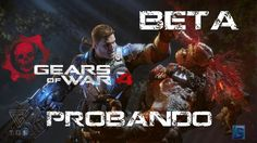 Gameplay   Beta Gears Of War 4 - YouTube