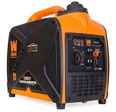 WEN 56125i Super Quiet 1250-Watt Portable Inverter Generator, CARB Compliant. For product info go to:  https://www.caraccessoriesonlinemarket.com/wen-56125i-super-quiet-1250-watt-portable-inverter-generator-carb-compliant/