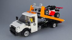 Volkswagen Crafter Flatbed Tow Truck