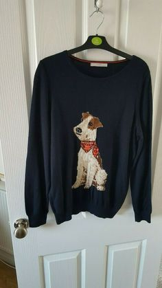 f4873d0ce49 Navy Jumper - Size 8-10 Used but in Excellent Condition  fashion  clothing