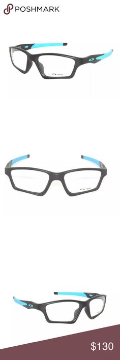 Oakley Crosslink 8031-01 Eyeglasses New, comes with original packaging Oakley Accessories Glasses