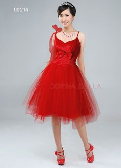 Fairy Prom Party Bridesmaid Dress  US$59.99