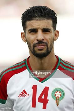 Mbark Boussoufa of Moroccoduring the friendly match between Morocco and The Netherlands at Grand Stade Adrar on May 31 2017 in Agadir Morocco