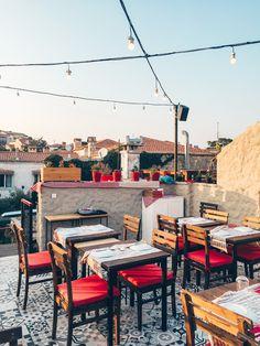 5 DELICIOUS HIGHLIGHTS OF ALACATI, TURKEY - kirmizi ev