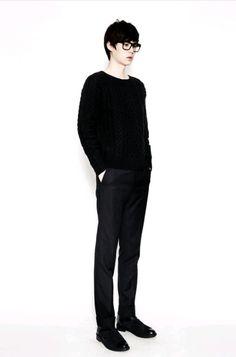 Men's black coordinate | 안재현 | Jae Hyun Ahn