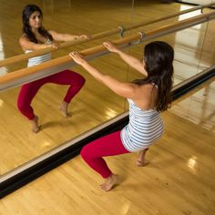 Choose the right moves to lift your seat and lengthen your body so you look like a dancer, no ballet slippers required.