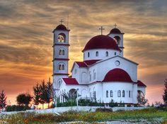 St. Ignatios, a Greek Orthodox Church in Limassol, Cyprus