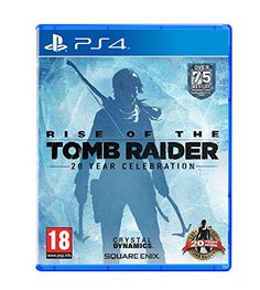 Rise Of The Tomb Raider Ps4: 20 year celebration ¡IMPRESCINDIBLE!