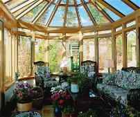 Love my year-round sunroom from Four Seasons Sunrooms Novi Michigan. Ahhh on a sunny day, ooooh on a rainy day, wow on a wintry day.....no cabin fever at my house!