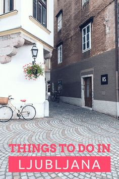 So many amazing things to do in Ljubljana, Slovenia! Here are some of our favourites...