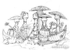 Oddworld Inhabitants.