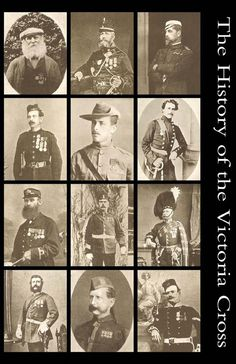 The History of the Victoria Cross