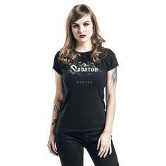 T-Shirt Manches courtes Sabaton »Soldier«   Dispo chez EMP   Plus de Manches courtes Merchandising de groupes sur notre site en ligne ✓ Prix imbattables !