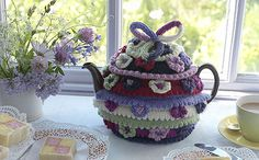 Flowers Tea Cosy