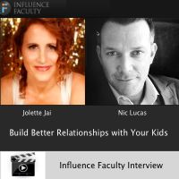 A better relationship with your kids starts with how you influence yourself