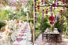 simple outdoor party ideas - Google Search