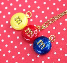 Quiet Lion Creations by Allison Beth Cooling: ROMWE M Pendant Necklaces