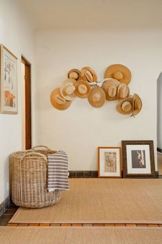 How To Update Your Space With A Simple Hat Wall