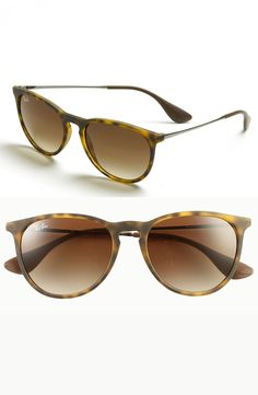 Ray-Ban tortoise shell sunglasses