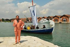 The SS Hangover at the Venice Biennale, running through Nov 24th 2013 | FATHOM Travel Blog and Travel Guides