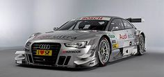 Silver Audi RS5 Looks Like a Great Race Car To Me!!