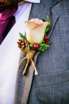 Something for the Grooms today... If you're having a winter/fall wedding then one thing to think about is how the Groom is going to compli... #wedding #weddings #bride #groom #dress #cake #bouquet #buttonhole www.hotchocolates.co.uk www.blog.hotchocolates.co.uk www.evententertainmenthire.co.uk