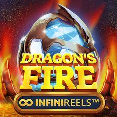 Demo Slot Red Tiger – Dragon's Fire Infinireels Tiger Dragon, Slot, Fire