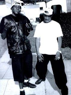 Tupac & Ray Luv