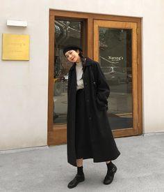 Latest Korean fashion that are awesome Neueste koreanische Mode, die fantastisch ist Korean Fashion Trends, Korean Street Fashion, Fashion Tips For Women, Fashion Ideas, Kids Fashion, Style Du Japon, Modest Fashion, Fashion Outfits, Mode Hijab