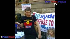 Sydney  March for West Papua October 2016 Australia Part 3