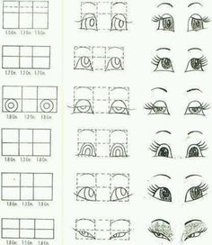 Eyes how to...
