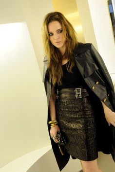 Versace SoHo Opening - WWD.com Events 2 & 3