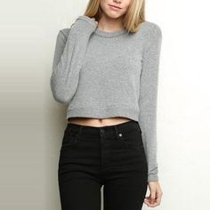 Brandy Melville Abi Knit Pullover