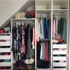 Interior Inspiration, Closet, Home Decor, Armoire, Decoration Home, Room Decor, Closets, Cupboard, Wardrobes