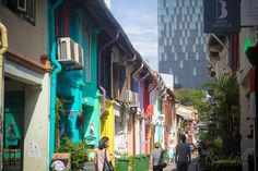 ✶ SINGAPORE's historic Kampong Glam district ✶