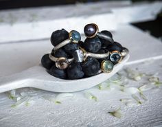 Jewelry Collection That Resembles Berries | Bored Panda