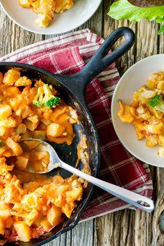 Cheesy Potato & Cauliflower Bake2 LR