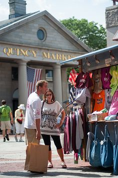 Quincy Market- #Boston #Massachusetts #NewEngland I have been there twice and love, love, love Boston
