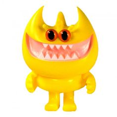 Peaky by T9G - Yellow sofubi toy figure