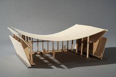 Maquettes d'architecture    Galerie d'architecture Monopoli / Montreal / Canada