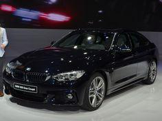 BMW 4er Gran Coupé: Live-Fotos vom Genfer Autosalon 2014