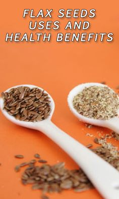 No matter how you take them in your diet, there are many benefits you can get out of them. http://lifelivity.com/flax-seeds-uses-and-benefits/