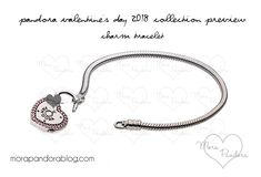 Pandora Valentine's Day 2018 Collection Preview charm bracelet