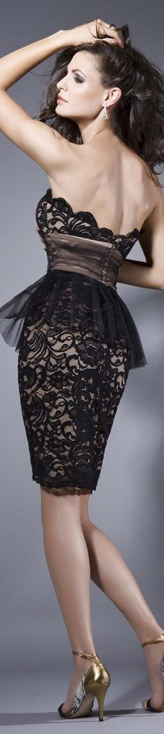 KISS ME Colectie: FALL IN LOVE / Rochie de cocktail